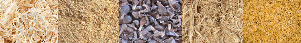 biomass pellet raw materials
