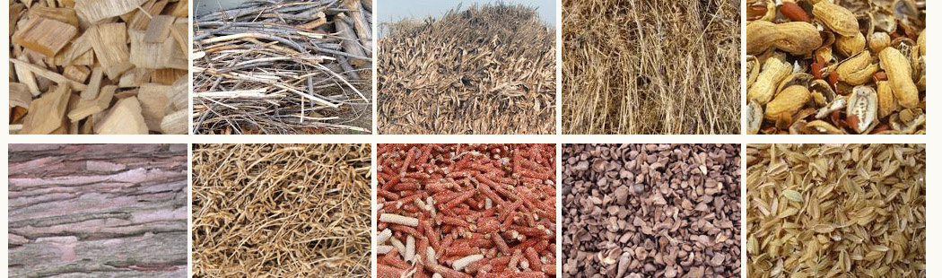 make pellets with biomass waste