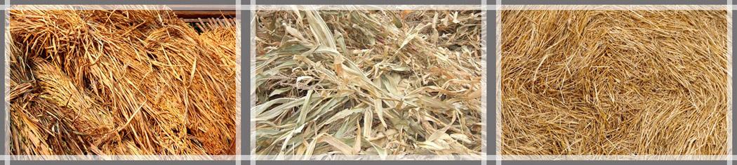 straw waste