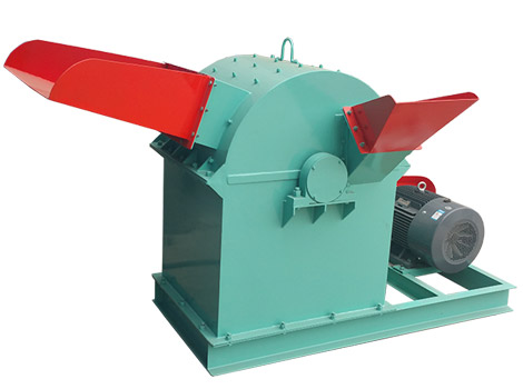 Double-Inlet Wood Crusher