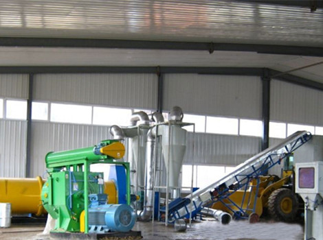 1T/H Sawdust Pellet Production Line