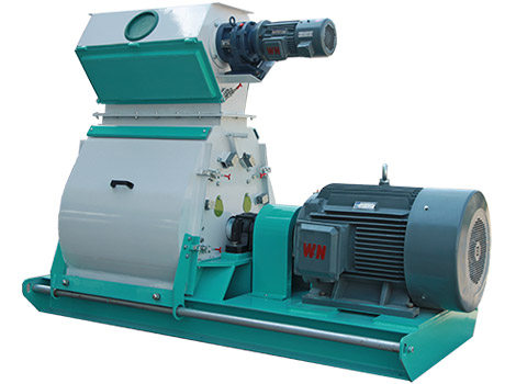 Water Drop Wood Hammer Mill