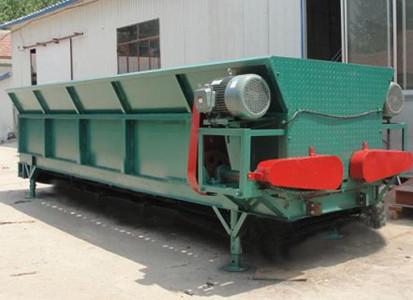 Pine Wood Debarking Machine