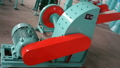 straw pellet crushing machine