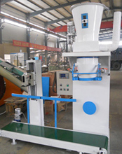 straw pellet packer