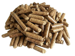 bamboo fuel pellets